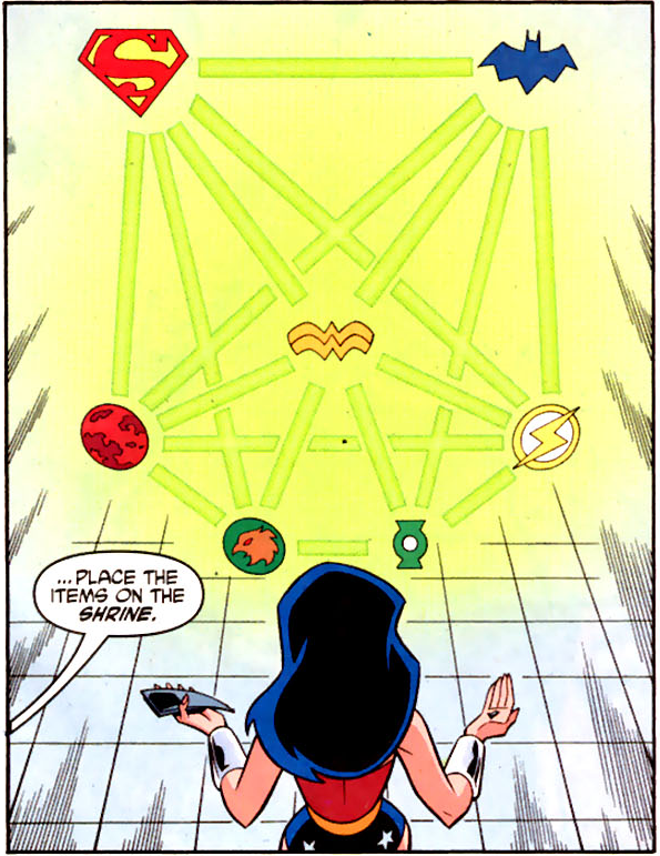 Justice League Adventures Vol 1 34 - Wonder Woman under Luthor's spell.png