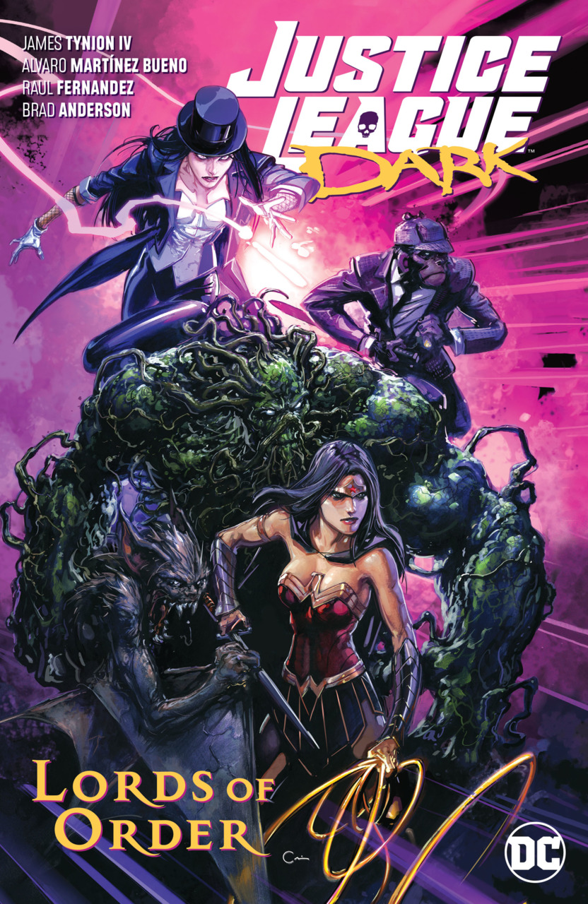 Justice League Dark: Lords of Order (Collected)