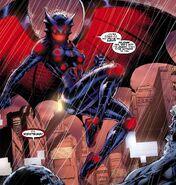 Kara Zor-L Nightwing 001