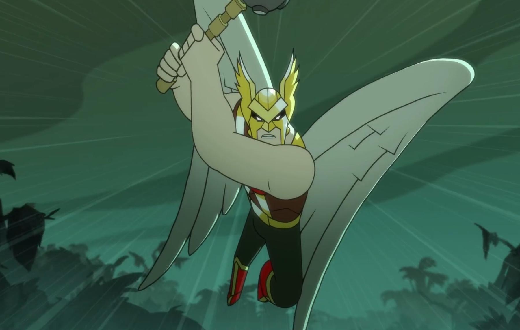 Katar Hol (DC Super Friends Web Series)
