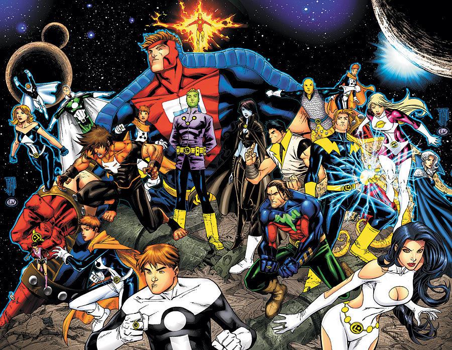 Legion of Super-Heroes (Earth-Prime)
