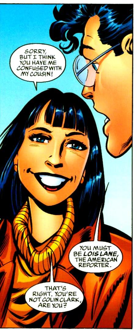 Lois Lane (True Brit)