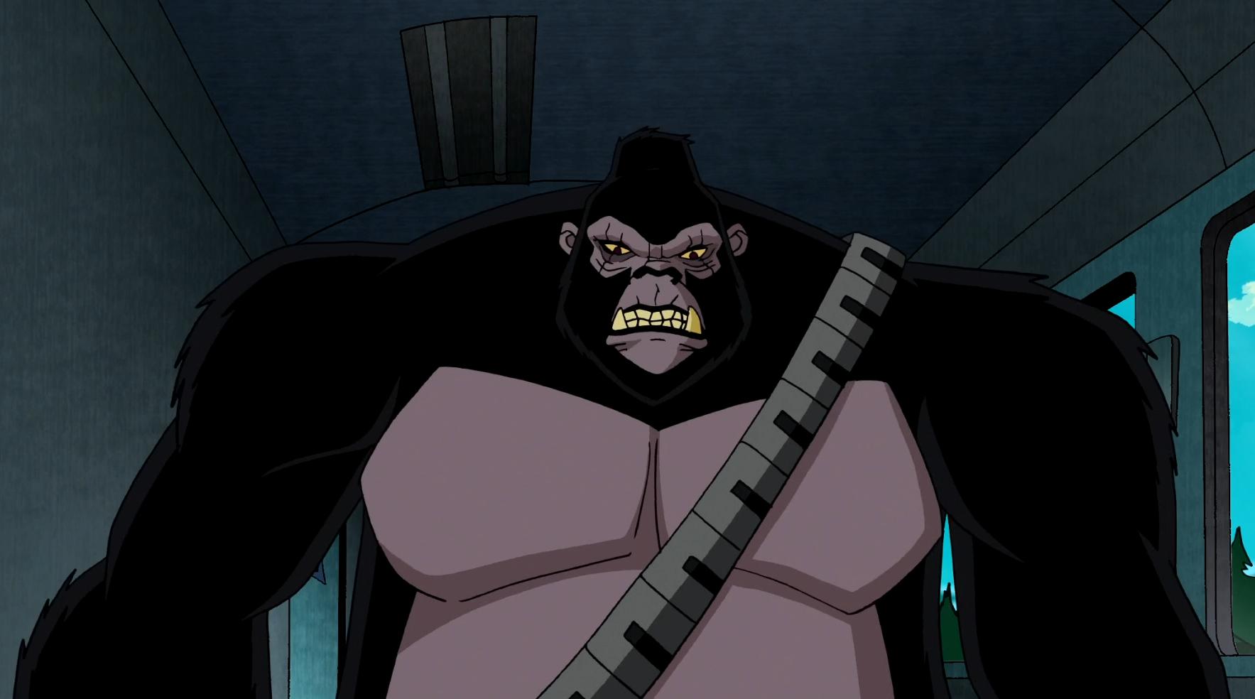 Monsieur Mallah (Teen Titans TV Series)