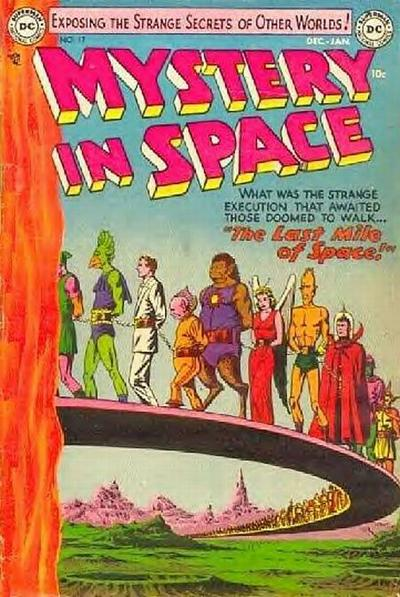 Mystery in Space Vol 1 17
