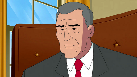 President of the United States (DCAU: A Better World)