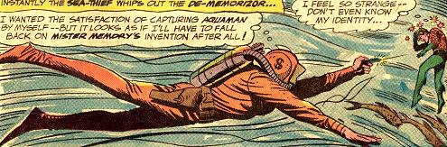 Sea Thief (Earth-One)