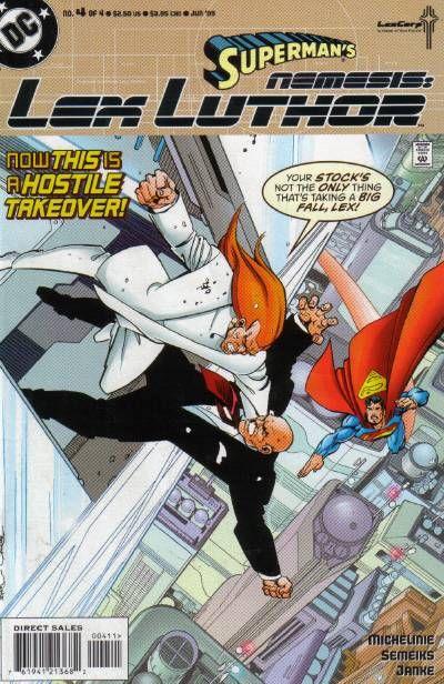 Superman's Nemesis: Lex Luthor Vol 1 4
