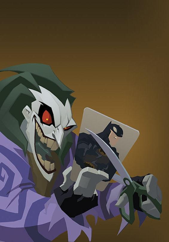 The Batman Strikes! Vol 1 3 Textless.jpg