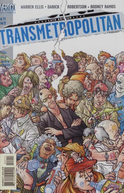 Transmetropolitan Vol 1 24