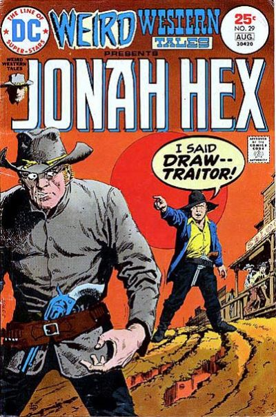Weird Western Tales Vol 1 29