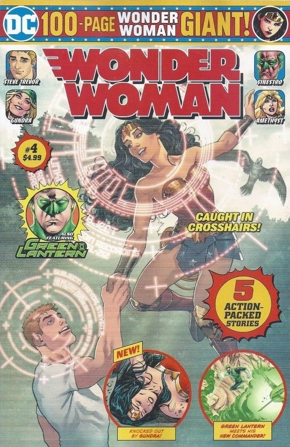 Wonder Woman Giant Vol 2 4