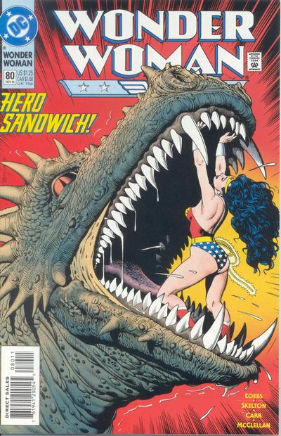 Wonder Woman Vol 2 80