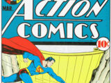 Action Comics Vol 1 34