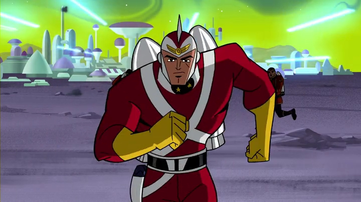 Adam Strange (The Brave and the Bold)