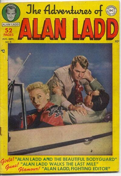 Adventures of Alan Ladd Vol 1 6