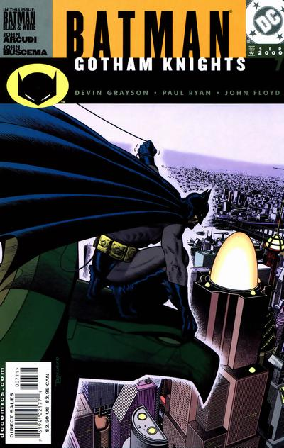Batman: Gotham Knights Vol 1 7