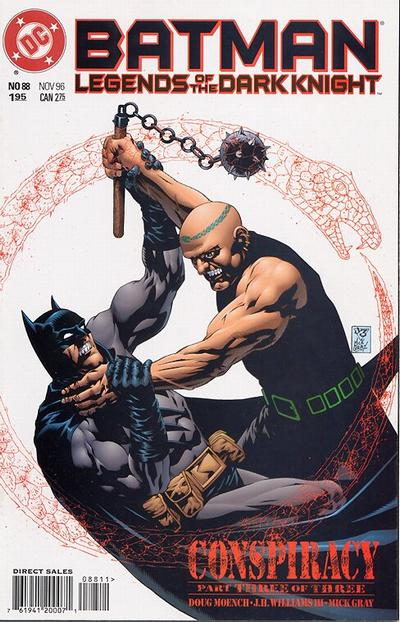 Batman: Legends of the Dark Knight Vol 1 88
