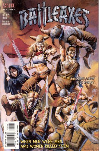 Battleaxes Vol 1 1