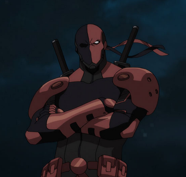 Slade Wilson (DC Animated Movie Universe)