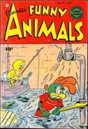 Fawcett's Funny Animals Vol 1 73