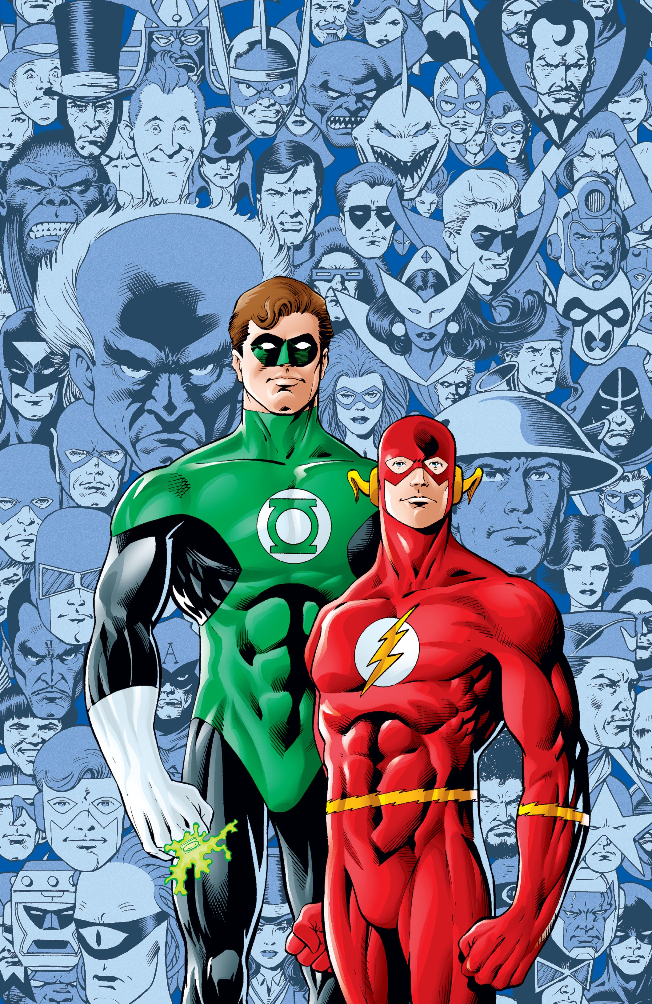 Flash & Green Lantern: The Brave and the Bold (Collected)