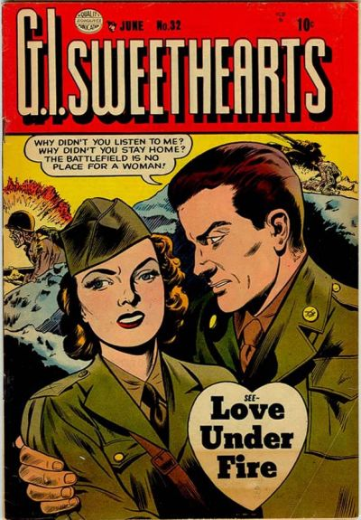 G.I. Sweethearts Vol 1