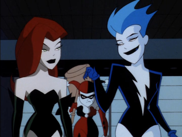 New Batman Adventures (TV Series) Episode: Girl's Night Out