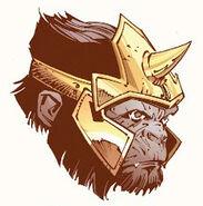 Gorilla Grodd Last Knight on Earth 0001