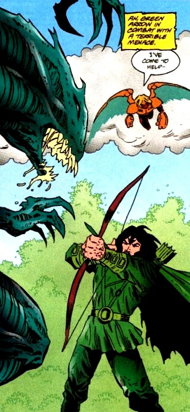 Green Arrow (DC One Million)