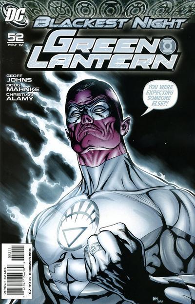 Green Lantern Vol 4 52