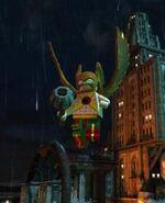 Hawkman Lego Batman 001