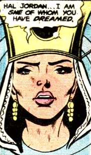 High Priestess (Earth-One)