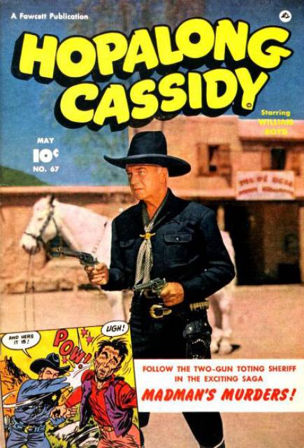 Hopalong Cassidy Vol 1 67