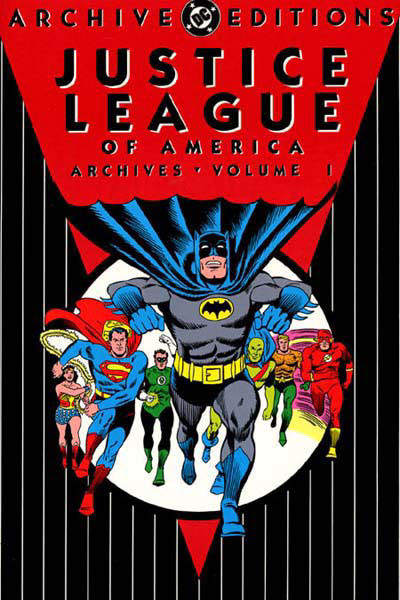 Justice League of America Archives Vol. 1 (Collected)