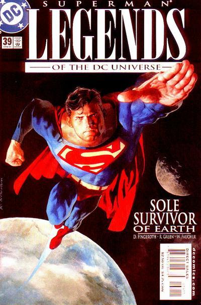 Legends of the DC Universe Vol 1 39