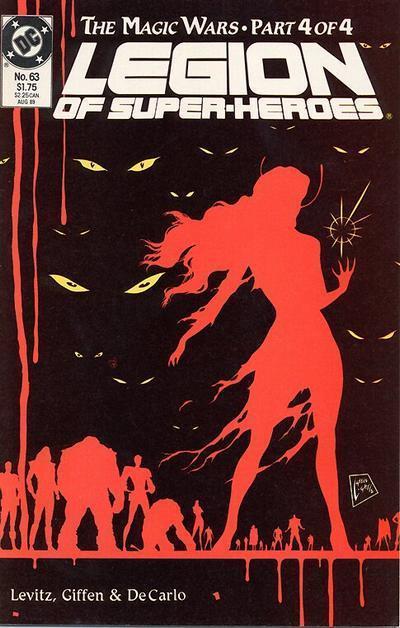 Legion of Super-Heroes Vol 3 63