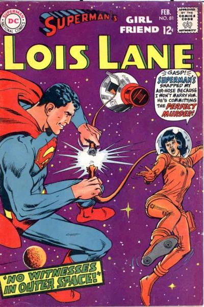 Superman's Girl Friend, Lois Lane Vol 1 81