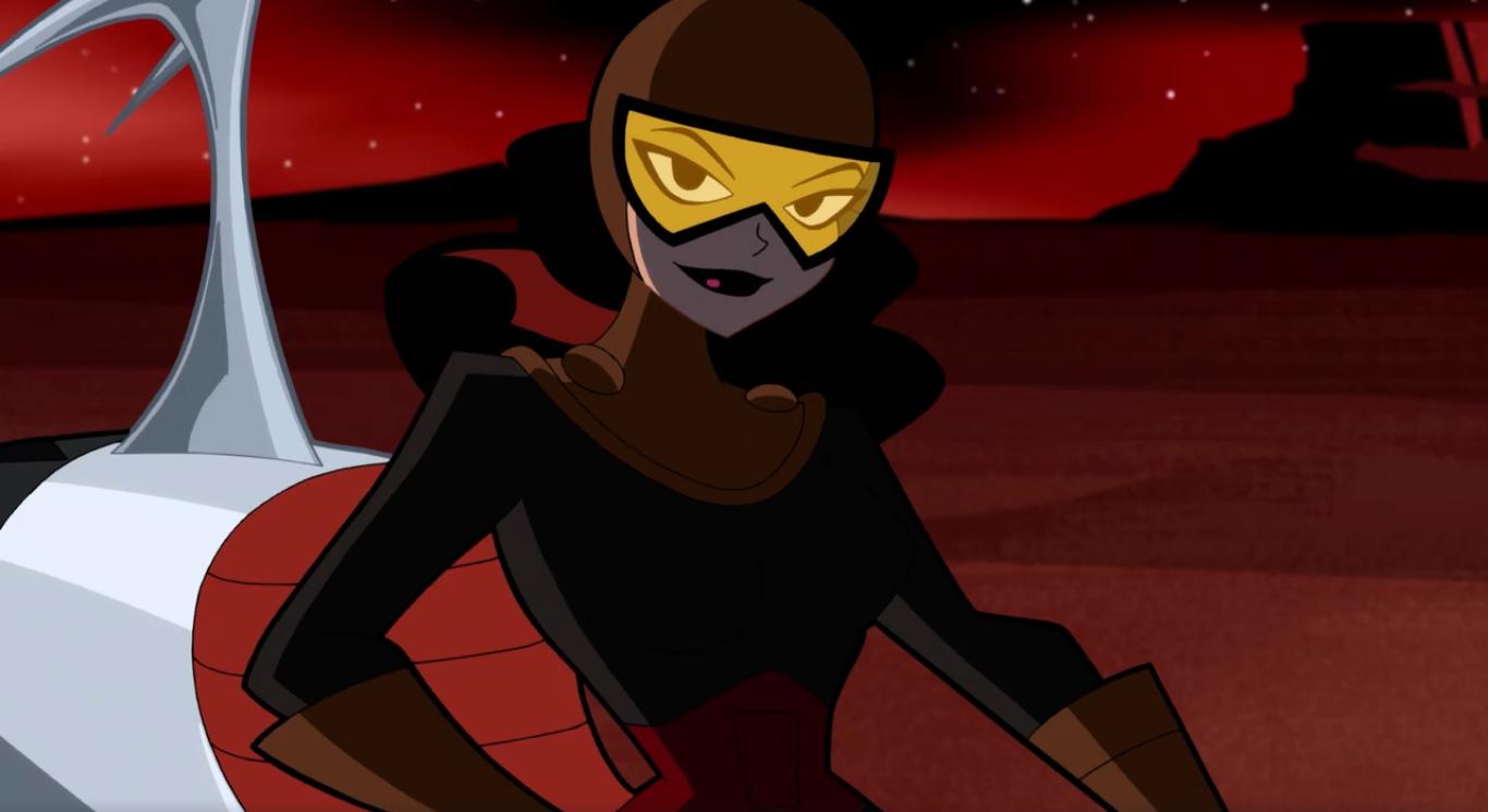 Roxanne Sutton (Justice League Action)