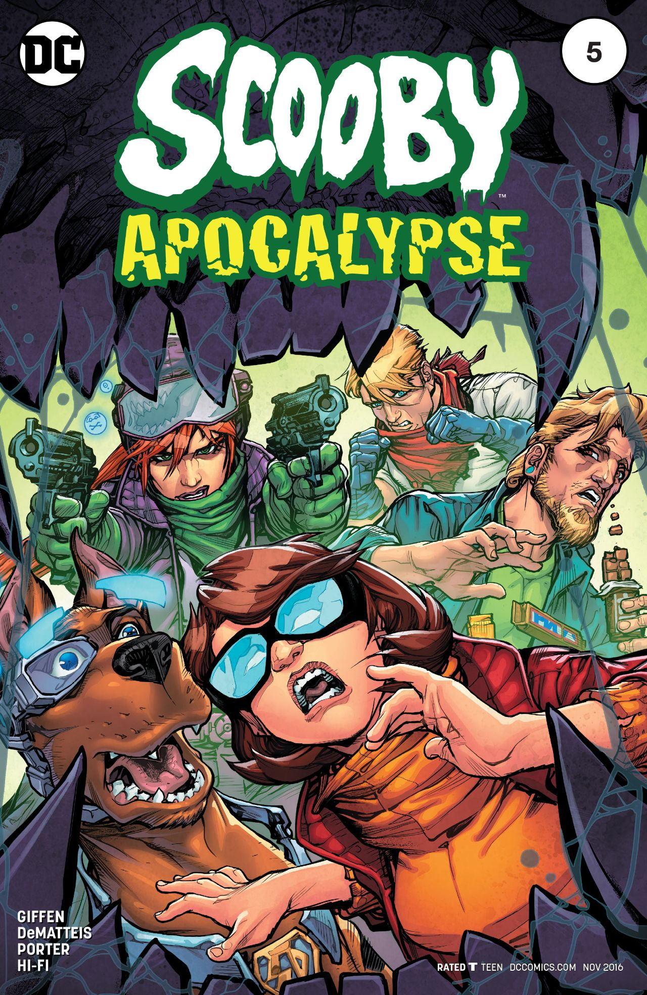 Scooby Apocalypse Vol 1 5