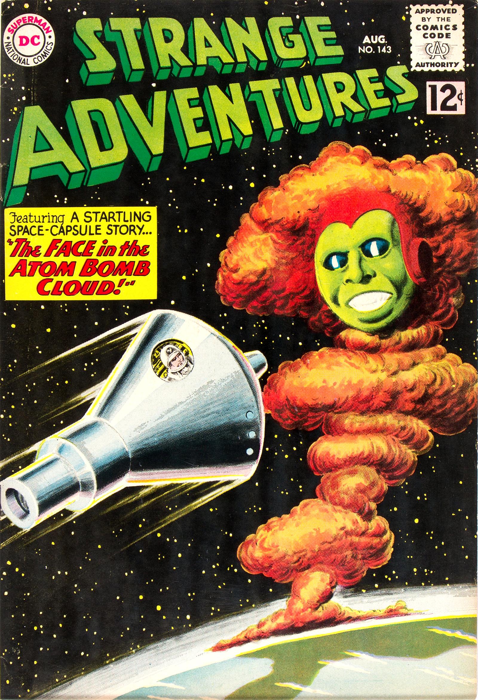 Strange Adventures Vol 1 143