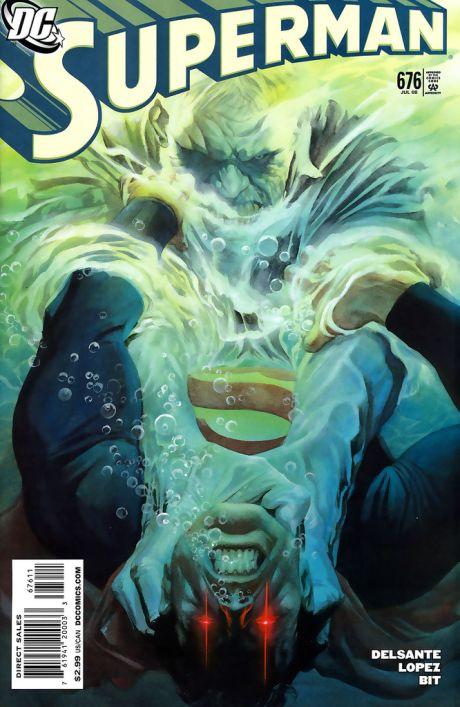 Superman Vol 1 676