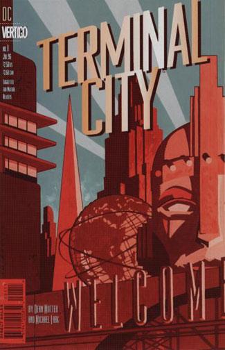 Terminal City Vol 1 1
