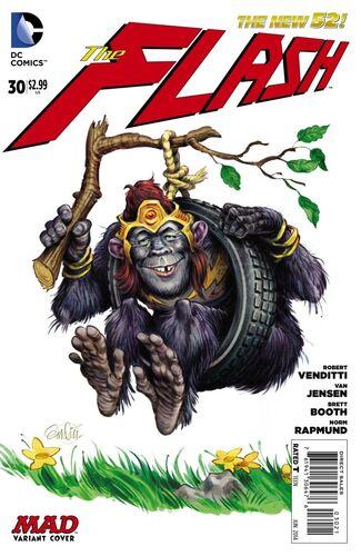 Mad Magazine Variant
