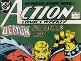 Action Comics Vol 1 638