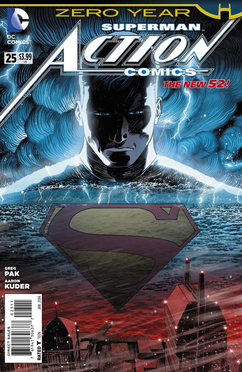 Action Comics Vol 2 25