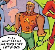 Aquaman DCAU Earth-D 001