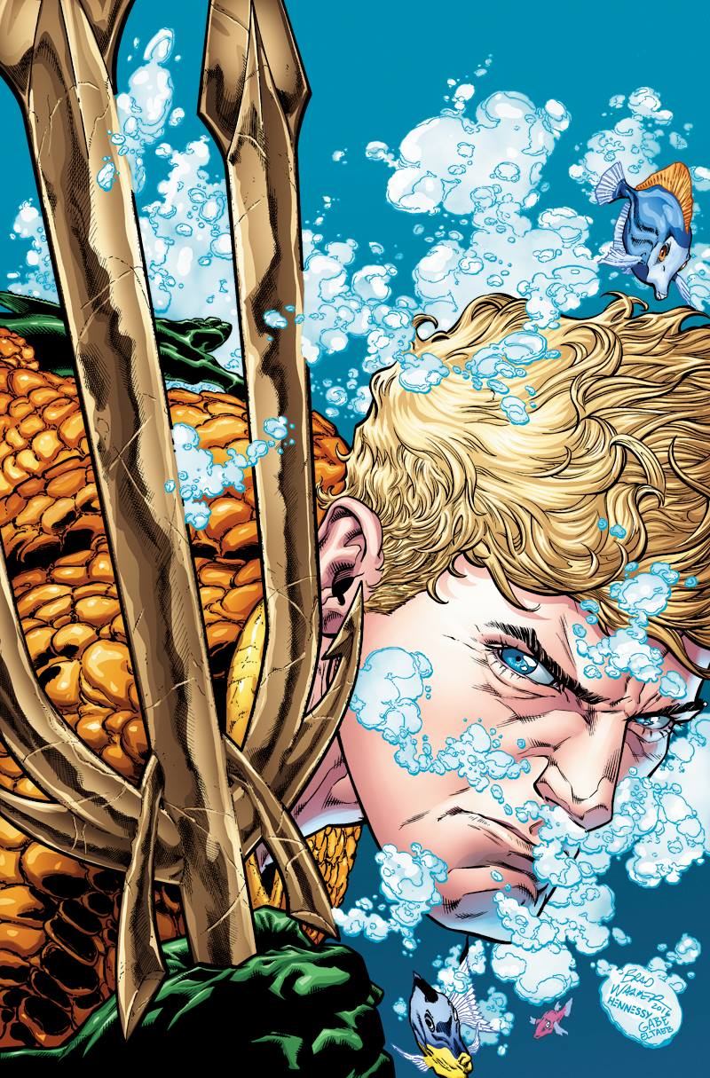 Aquaman: The Drowning (Collected)