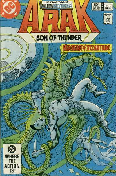 Arak: Son of Thunder Vol 1 16