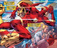 Barry Allen Dark Multiverse- Flashpoint