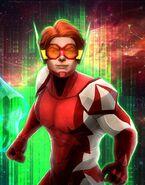 Bart Allen DC Legends 0001